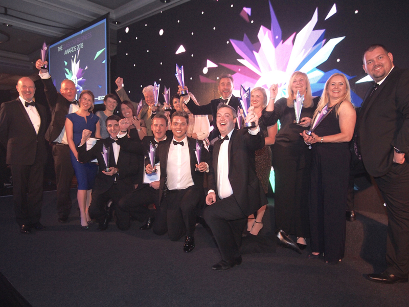 The Glasgow Business Awards 2018 - Winners Announced
